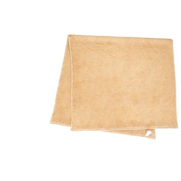 Színes törölköző 100x140 cm bézs