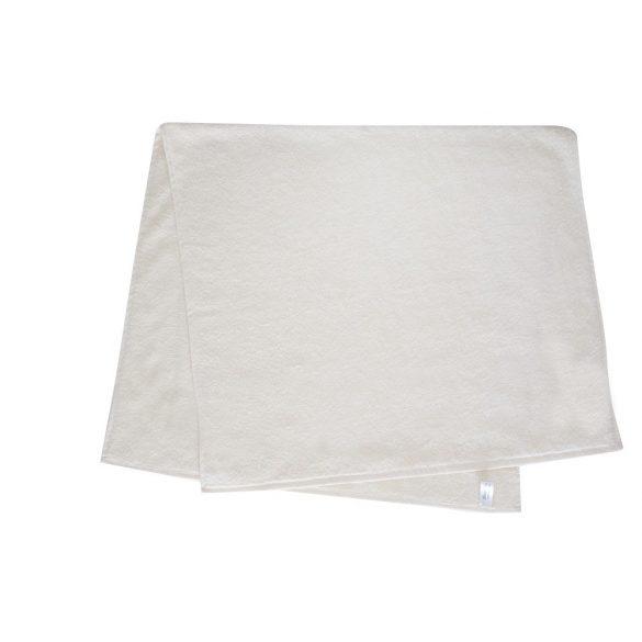 Színes törölköző 100x140 cm ekrű