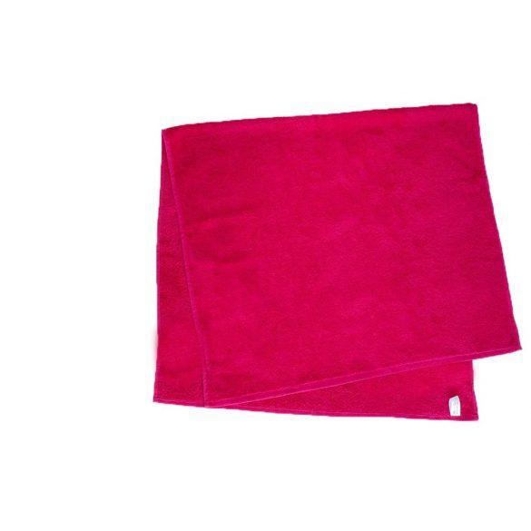 Színes törölköző 100x140 cm pink