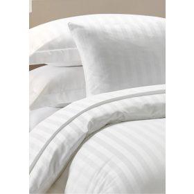 csíkos kevertszálas huzatok 150 gr/m2 (hotel minőség)