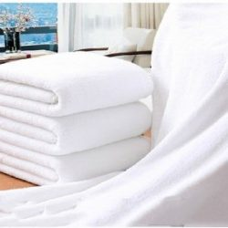Frottír Törölköző, 50 x 100 cm, 450 g / m2, Hotel Minőség