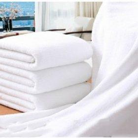 Frottír Törölköző, Hotel minőség, Fehér