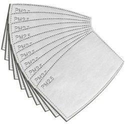 Cserelhető szűrő PM2.5 - 10 db-os csomagban - Gazdaságos kiszerelés