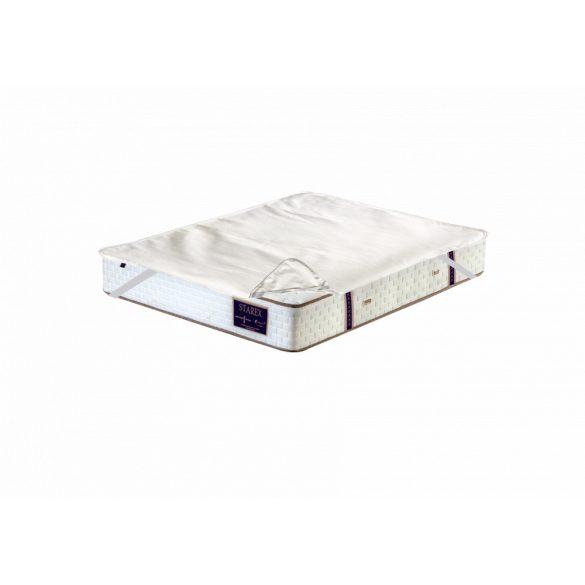 Pamut  jersey vízhatlan sarokgumis matracvédő, 180 x 200 cm, (szállodai és egészségügyi minőség)