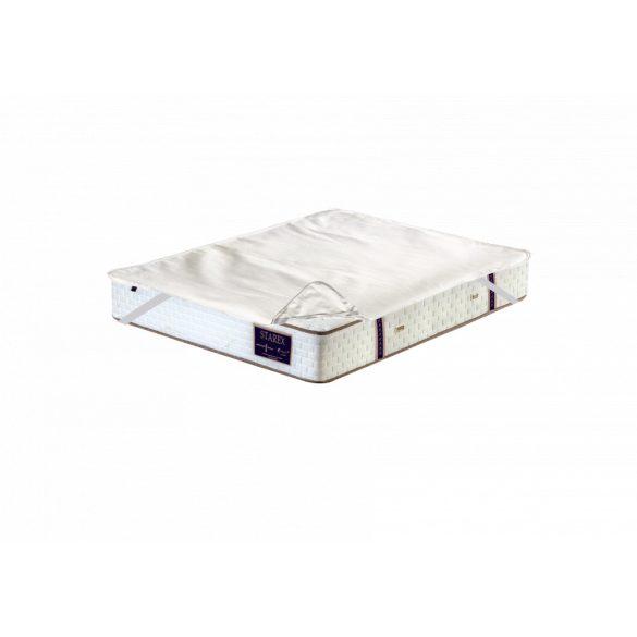 Pamut  jersey vízhatlan sarokgumis matracvédő, 90 x 200 cm, (szállodai és egészségügyi minőség)