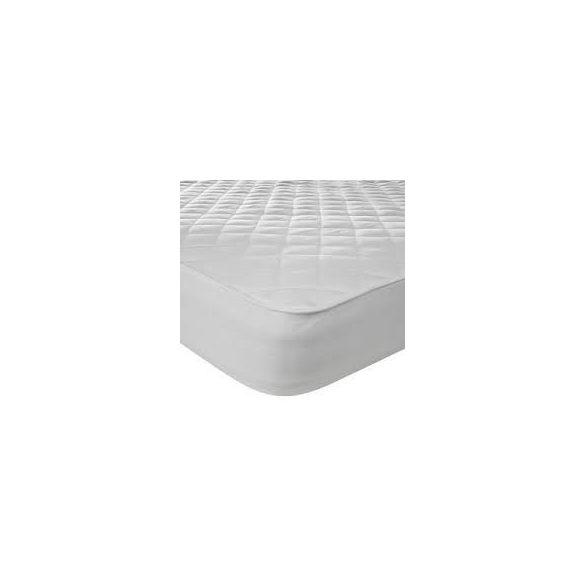 Steppelt sarokgumis matracvédő, 160 x 200 cm, (szállodai minőség)