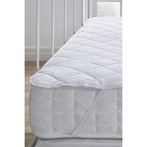 Steppelt sarokgumis matracvédő, 180 x 200 cm, (szállodai minőség)
